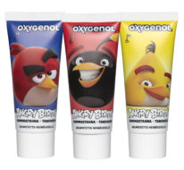 Oxygenol 50ml Angry Birds Meloni